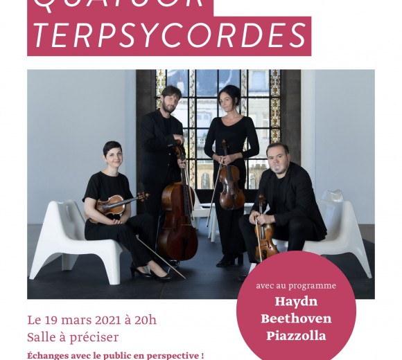 flyer concert Quartet-etc Terpsycordes